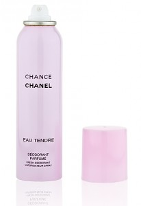 CHANCE EAU TENDRE deo vapo 100 ml