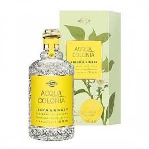4711 ACQUA COLONIA Lemon & Ginger edc vapo 170 ml