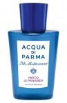 BLU MEDITERRANEO DI PANAREA shower gel 200 ml