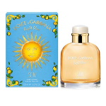 DOLCE & GABBANA LIGHT BLUE SUN POUR HOMME edt 125 ml (2019)