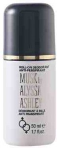 MUSK deo roll-on 50 ml