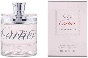 CARTIER EAU DE CARTIER edt 50 ml
