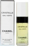 CHANEL CRISTALLE EAU VERTE edt conc 100 ml