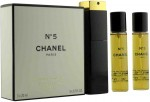 CHANEL Nº5 edt de sac 3x20 ml 60 ml