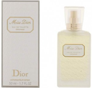 CHRISTIAN DIOR MISS DIOR ORIGINAL edt 50 ml