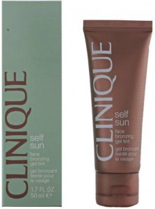 SUN face bronzing gel tinted 50 ml