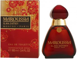 MAROUSSIA edt vapo 100 ml