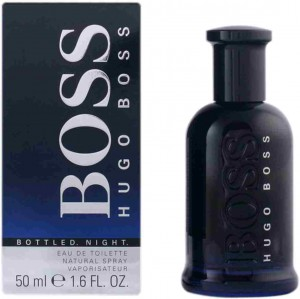 HUGO BOSS BOTTLED NIGHT edt vapo 50 ml