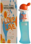 MOSCHINO CHEAP & CHIC I LOVE LOVE edt 30 ml