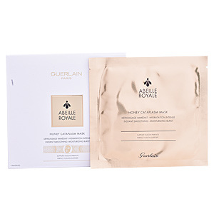 ABEILLE ROYALE honey cataplasm mask