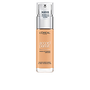 ACCORD PARFAIT foundation #3D/3W-golden beige 30 ml