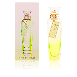 ADOLFO DOMINGUEZ AGUA FRESCA AZAHAR edt 120 ml