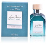 ADOLFO DOMINGUEZ AGUA FRESCA CITRUS CEDRO edt 230 ml (2018)