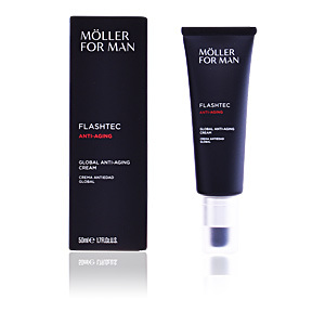 POUR HOMME global anti-aging cream 50 ml