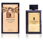 ANTONIO BANDERAS THE GOLDEN SECRET edt 200 ml