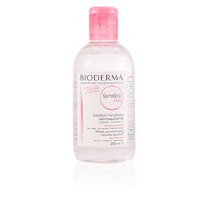 BIODERMA SENSIBIO H2O solution micellaire peaux sensibles 250 ml