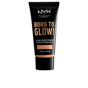 BORN TO GLOW naturally radiant foundation #medium olive