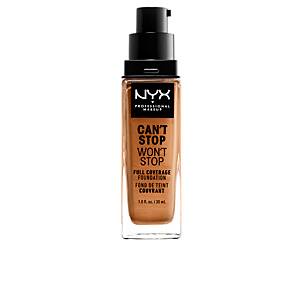CAN\'T STOP WON\'T STOP full coverage foundation #golden 30 ml