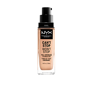 CAN\'T STOP WON\'T STOP full coverage foundation #light ivory