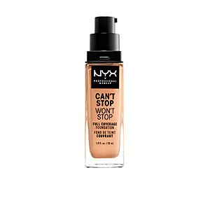 CAN\'T STOP WON\'T STOP full coverage foundation #true beige 3