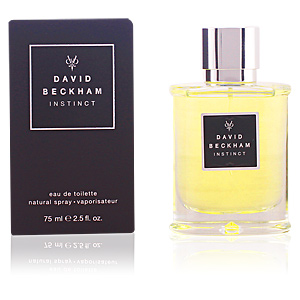 DAVID BECKHAM INSTICT MEN edt 75 ml