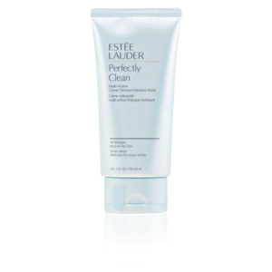ESTEE LAUDER PERFECTLY CLEAN creme cleanser moisture mask PS 150 ml