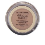 MAX FACTOR MIRACLE TOUCH liquid illusion foundation #045-warm almond