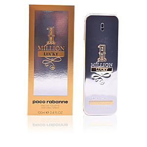 PACO RABANNE 1 MILLION LUCKY edt 100 ml (2018)