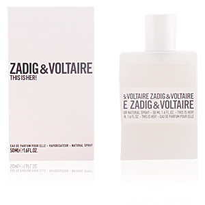 ZADIG & VOLTAIRE THIS IS HER! edp 50 ml (2016)